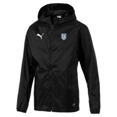 LIGA Rain Jacket - Black-White